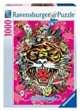Ravensburger Tiger Ed Hardy 1000pc Jigsaw Puzzle by Ravensburger