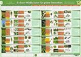 Essbare Wildkräuter für Grüne Smoothies Teil 1 - Wandposter (DINA2) - (2018) -Schnell eindeutig erkennen, selber sammeln und mit gutem Gefühl genießen