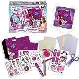 Diset - 46572 - Loisirs Créatifs - Cree Ton Journal Intime Violetta- Modèle aléatoire