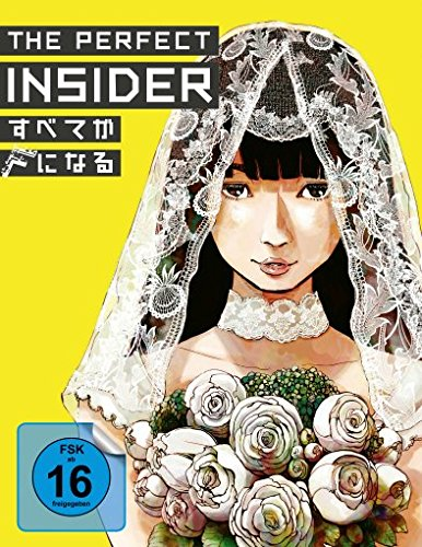 The Perfect Insider – Komplettbox [Blu-ray]