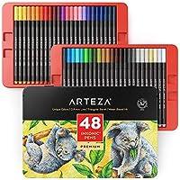 ARTEZA Fineliners Set of 48 Pens