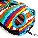 TiaoBug Dog Portable Backpack Carrier Pet Outdoor Travel Bag Hiking Camping 13