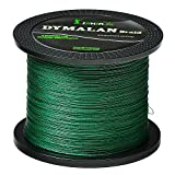 Best Braided Lines - DYMALAN Braided Fishing line 4 Strands 6lb-94lb PE Review