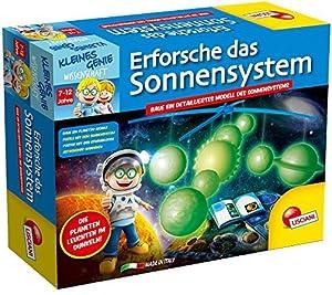 Lisciani 52639-erforsche el Sistema Solar, Juego