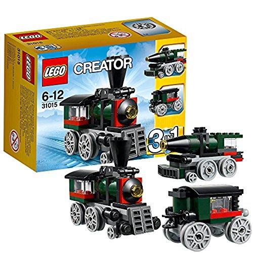 LEGO Creator - 31015 - Jeu De Construction - La Locomotive