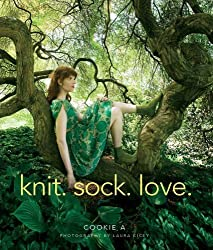 Knit. Sock. Love. by Cookie A (2010-11-25)