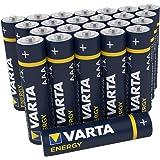 Varta Batterien Energy AAA Micro Alkaline Batterie - 24er Pack Vorteilspack