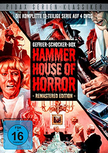 Box: Hammer House of Horror (Remastered Edition) (4 DVDs)