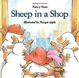 Sheep in a Shop (Sandpiper Book) by Nancy E. Shaw (1994-09-26)