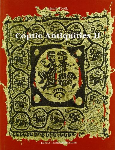 Coptic Antiquities II: Textiles. (Monumenta Antiquitatis Extra Fines Hungariae Reperta, Vol. III) (Monumenta Antiquitatis: Bibliotheca Archaeologica, Band - Afrikanische Vol 2 Religion