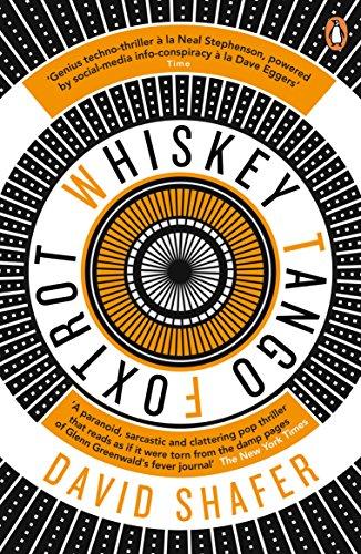 Whiskey Tango Foxtrot (English Edition) -