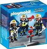 PLAYMOBIL 5366 - Feuerwehr-Team...