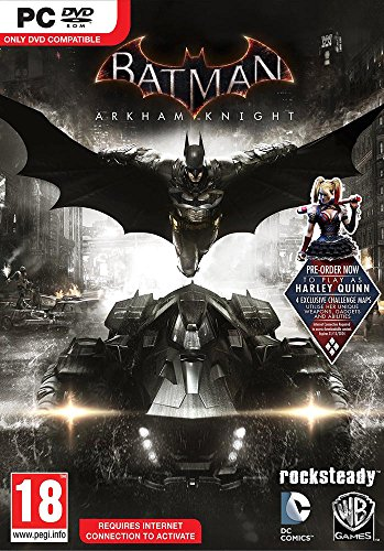 Batman Arkham Knight [Importación Francesa]