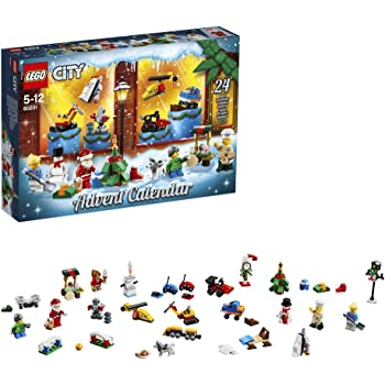 Lego City Calendario dell'Avvento, 60201