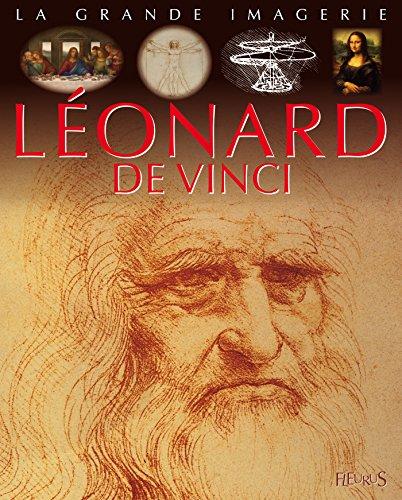 Léonard de Vinci par Cathy Franco