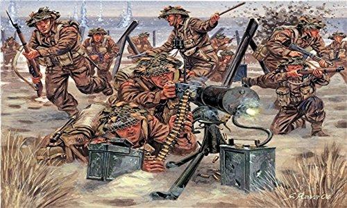 Italeri 6056 - wwii  british infantry scala 1:72