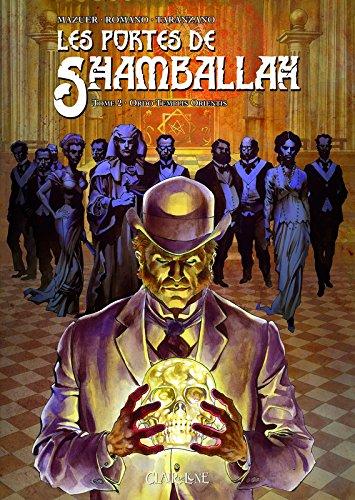 Les Portes de Shamballah - tome 2 Ordo Templis Or (02)
