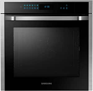 Samsung Forno multifunzione NV73J7740RS finitura inox anti-impronta da 60cm
