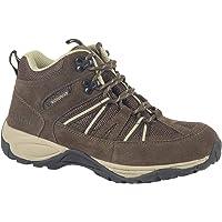 Northwest Territory Brock Ladies Waterproof Hiking Walking Leather Boot Lace Up