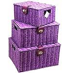 Arpan–Juego de 3 cajas de al...