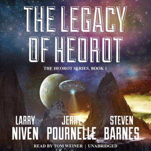 The Legacy of Heorot  Audiolibri