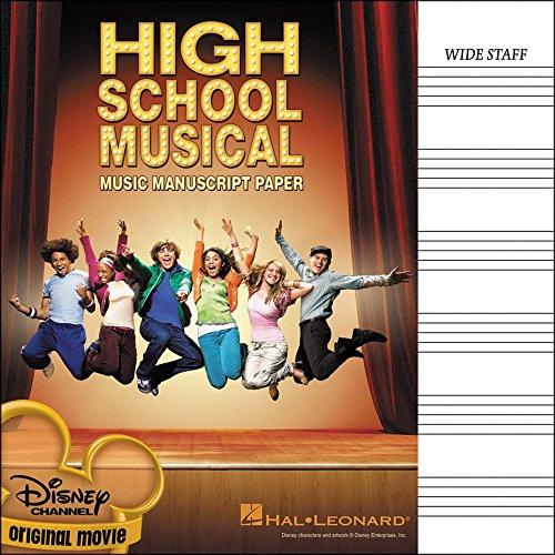 High School Musical Music Man. Paper-wide st. - BOOK