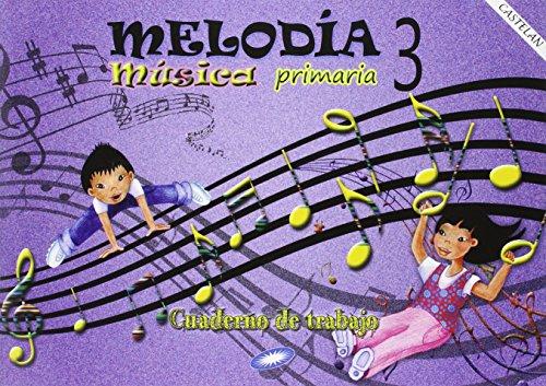 Cuaderno De Música. Educación Primaria 3 - 9788497372329