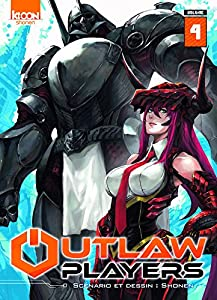 Outlaw Players Edition simple Tome 4