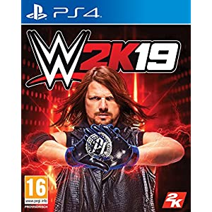 WWE 2K19 – Standard Edition [PlayStation 4 ]