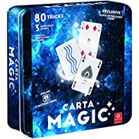 Cartamundi Carta de magia 80 trucos de tarjeta Fabulous Set