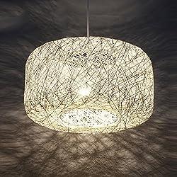 Collector Retro Vintage Hängende lámpara colgante industriales iluminación de techo para cocina, salón, dormitorio, Cafe, restaurante, comedor decoración 400* 220mm) (
