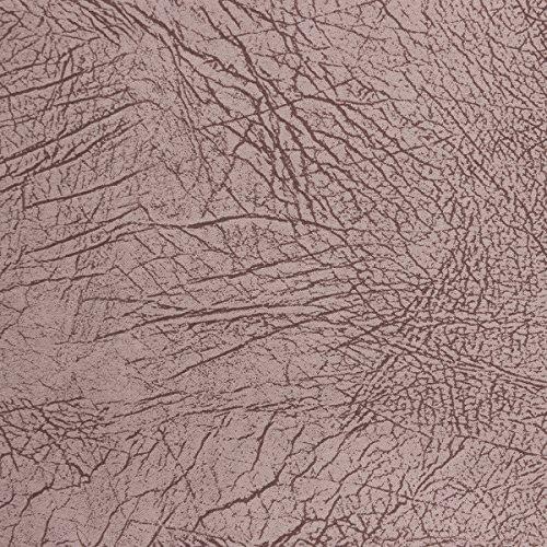 Mikrofaser-wildleder (Elephant Velours Wildleder Microfaser geknitterte Leder Optik Möbelstoff Polsterstoff Meterware ca. 1,45 m Breite Camel)