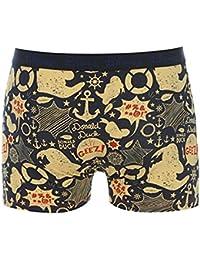 Disney-Sgl slips boxers pour homme Blanc Taille élastique-Neuf