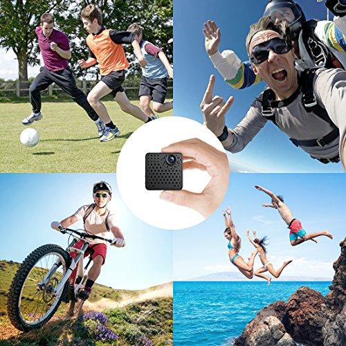 FREDI HD 1080P wireless ip telecamera spy cam mini telecamera videocamera wifi nascosta spia fotografica con movimento investigativo di sorveglianza sicurezza - 7