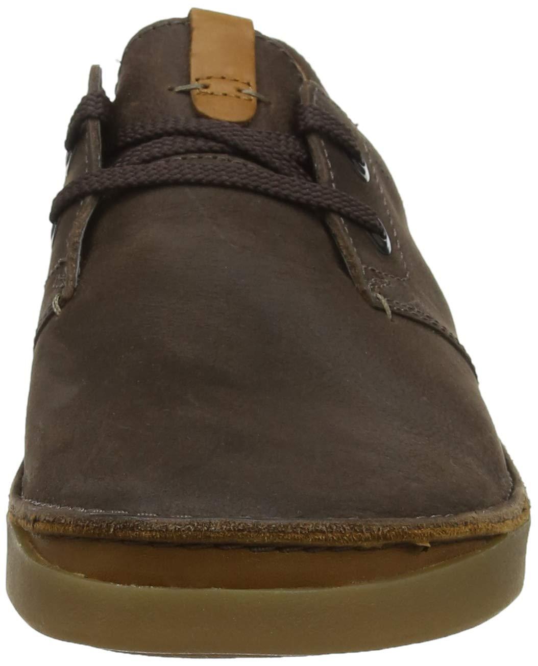 Clarks Oakland Lace, Zapatos de Cordones Derby Hombre
