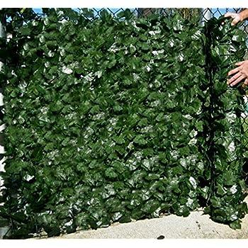 best artificial tm englische efeu schutzwand 3 m x 1 5 m sichtschutz hecke. Black Bedroom Furniture Sets. Home Design Ideas