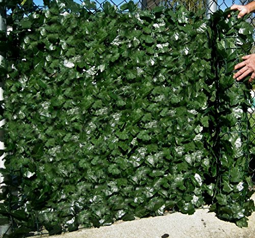 Best Artificial (TM) English Ivy Leaf Screening