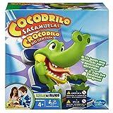 Hasbro - Cocodrilo sacamuelas, Juego de Habilidad (B04081750)...