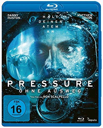 Pressure - Ohne Ausweg [Blu-ray]