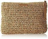 Esprit Accessoires 048ea1o001, Women's Clutch, Brown (Camel), 16x24x22 cm (B x H T)