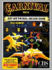 Carnival By Sega - CBS Coleco Vision
