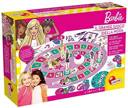 Lisciani Giochi 63260.0 - Barbie il Grande Gioco della Moda
