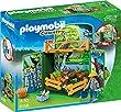 "PLAYMOBIL 6158 - Aufklapp-Spiel-Box ""Waldtierfütterung"""