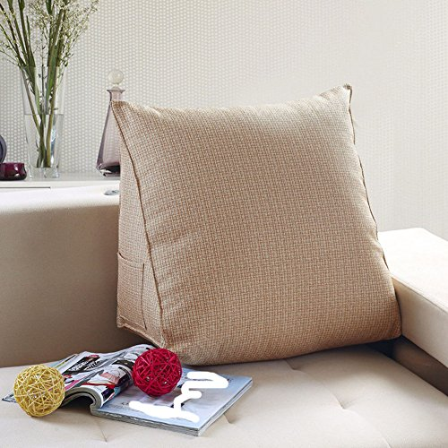 vercart-sofa-bed-large-filled-triangular-wedge-cushion-bed-backrest-positioning-support-pillow-readi