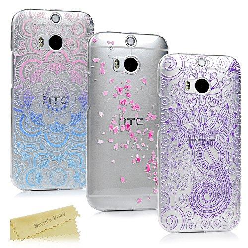 htc-one-m8-hulle-maviss-diary-3x-case-pc-plastik-hardcase-back-cover-tasche-schutzhulle-anti-scratch
