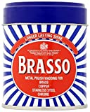 Brasso Metal Polish Wadding 75 g - Pack of 3
