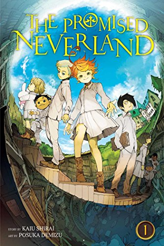 The Promised Neverland, Vol. 1 por Kaiu Shirai