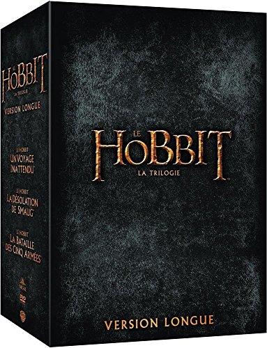 Le Hobbit - Version Longue - La Trilogie - Coffret DVD [Version Longue]