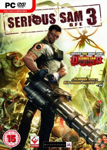 [UK-Import]Serious Sam 3 Game PC