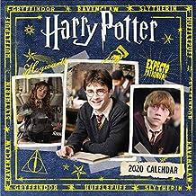 Harry Potter 2020 Calendar - Official Square Wall Format Calendar